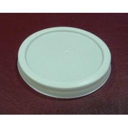 Couvercle plastique pour gobelet carton 10 cl
