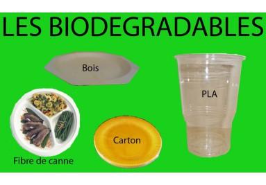Les biodégradables